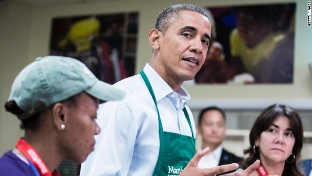 Obama: Shutdown 'completely unnecessary'