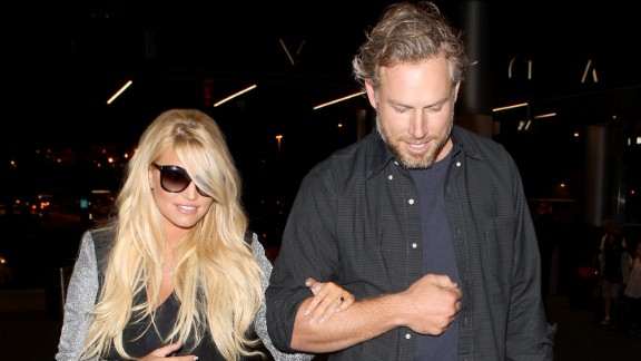 Jessica Simpson married fiance Eric Johnson on July 5 in Santa Barbara, California. The couple are the parents of two young children and it