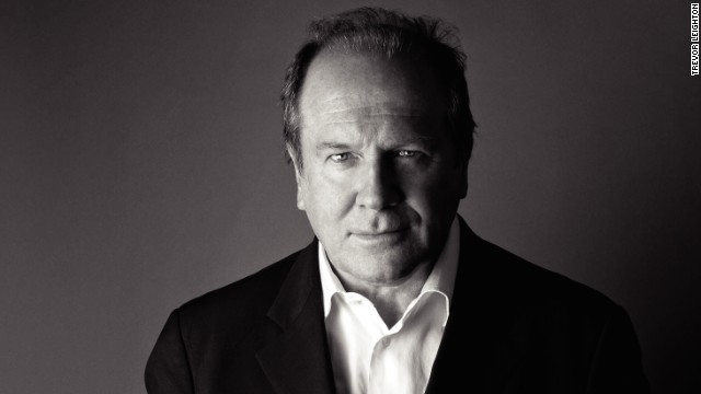 "Writer William Boyd wrote the new James Bond novel, ""Solo."""