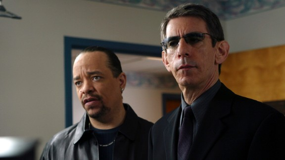 Detective Odafin Tutuola (played by Ice T) has been partnered up with Belzer