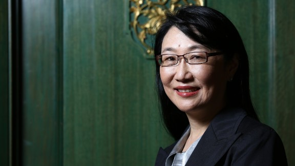 Cher Wang, is the co-founder and chairwoman of HTC Corporation, Taiwan's leading tech business.