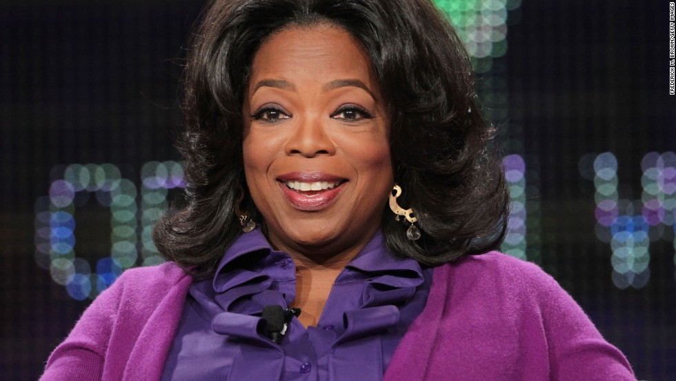"""I'm really insecure (about my acting),"" Oprah Winfrey told <a href=""http://www.parade.com/60502/katherineheintzelman/oprah-winfrey-im-really-insecure-about-my-work/"" target=""_blank"">Parade</a>."