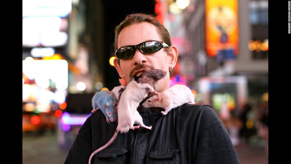 Humans Of New York Photographer Brandon Stanton Publishes Photo
