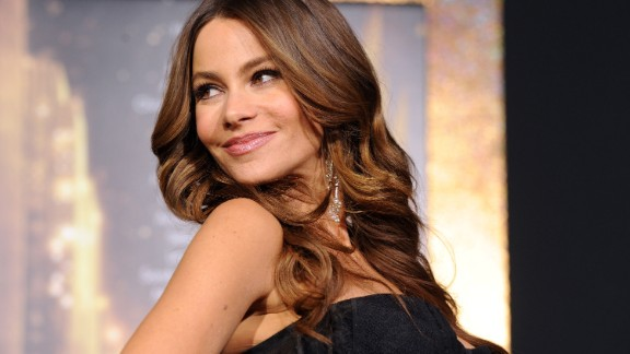 """No wonder Sofia Vergara is always smiling. The """"Modern Family"""" actress has about 30 million reasons to, seeing as that"""