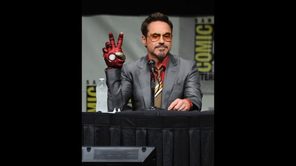 If Robert Downey Jr. keeps making Marvel movies, he might come close to amassing a fortune to rival his heroic character, Iron Man. The 48-year-old star has rebounded from his not-so-distant career lows to become the highest-paid actor in Hollywood this year, earning an estimated $75 million.