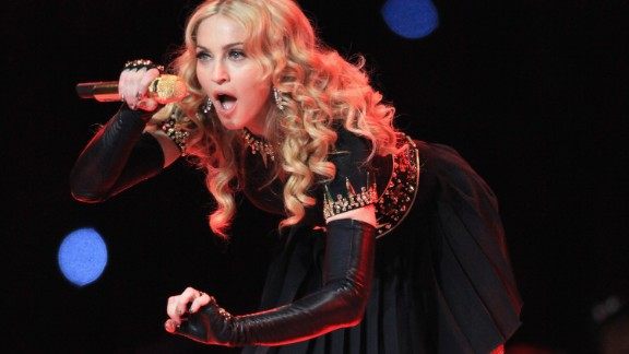 Madonna brought in an estimated $125 million in the past year, making her the highest-paid celebrity of 2013. Just to rub a little salt in the wounds of her competitors, Forbes also crowned the Material Girl as this year's highest-paid musician in the world. It's not lonely at the top though: Check out others joining Madge as one of the top-paid stars of 2013.