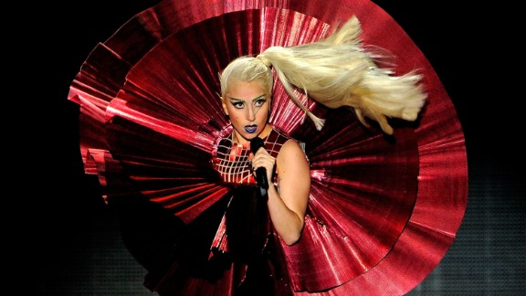 Lady Gaga is down a bit from her peak of peak of $90 million in 2011, but $33 million in 2014 isn't so bad.