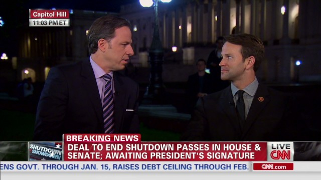 Congress passes deal to end shutdown