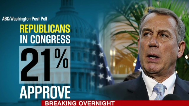 House Republicans support Boehner