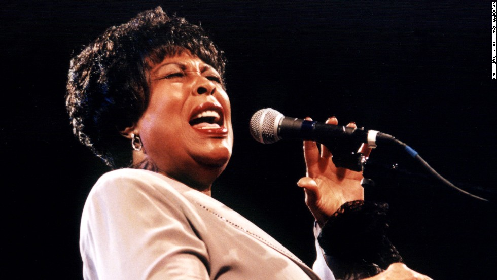 "Jazz vocalist <a href=""http://www.cnn.com/2013/10/16/us/obituary-gloria-lynne/"">Gloria Lynne</a>, whose career included dozens of albums, died October 15 of a heart attack, her son said. She was 83."