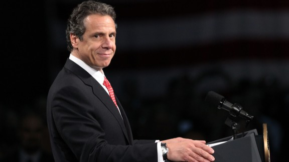 Political observers expect New York Gov. Andrew Cuomo to yield to Hillary Clinton