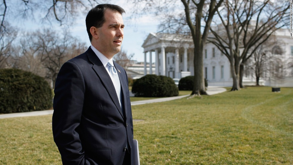 Walker in Iowa: 'Go big and go bold'