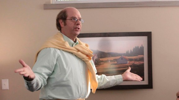 "Stephen Tobolowsky was only briefly on ""Glee"" as the pot-loving teacher Sandy, but he's been around the industry for years."