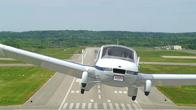First flying car to go on sale in 2015