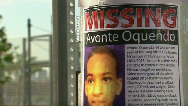 NYPD searching for missing boy with autism