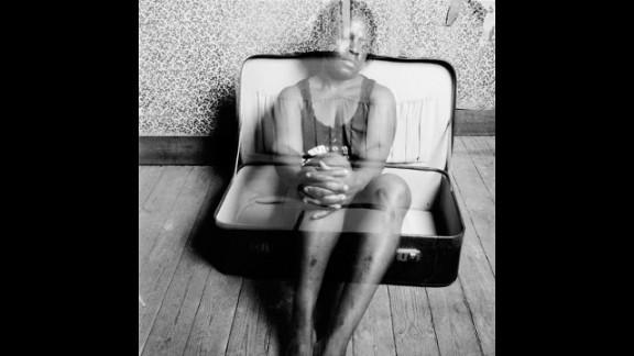 A photograph from Hélène Amouzou