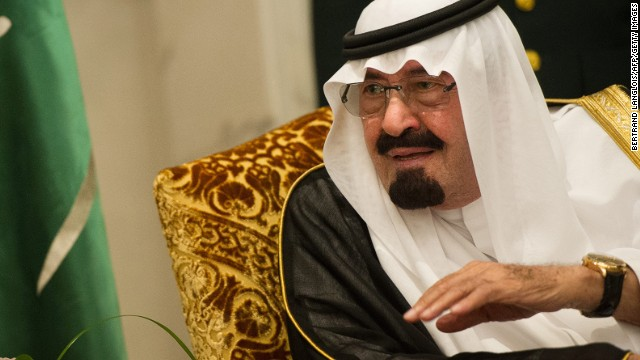 Saudi Arabia's King Abdullah has reportedly been extremely unhappy with the West's failure to intervene in Syria.