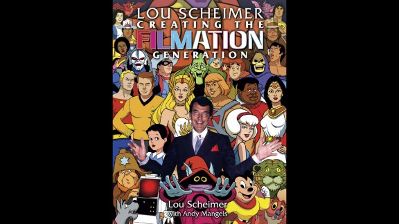 "Lou Scheimer, a pioneer in Saturday morning television cartoons with hit shows such as ""Superman,"" ""Fat Albert"" and ""He-Man,"" died October 17 at 84, according to his biographer. Andy Mangels helped tell Scheimer's story in the book ""Lou Scheimer: Creating the Filmation Generation."""