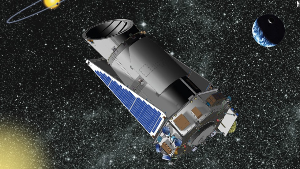 The <a href=http://kepler.nasa. Photos: Cool unmanned space missions