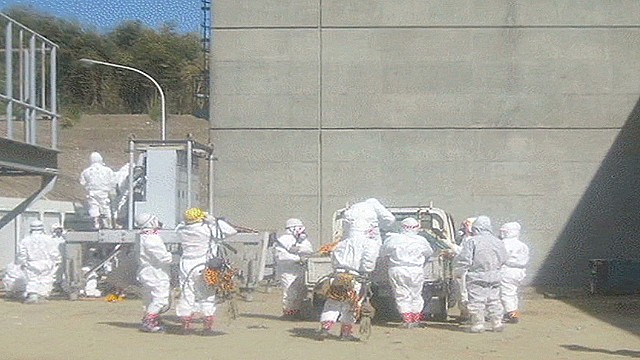 Nuclear plant workers claim mistreatment