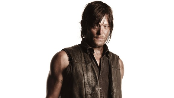 "Norman Reedus plays Daryl Dixon on AMC's smash hit ""The Walking Dead."""