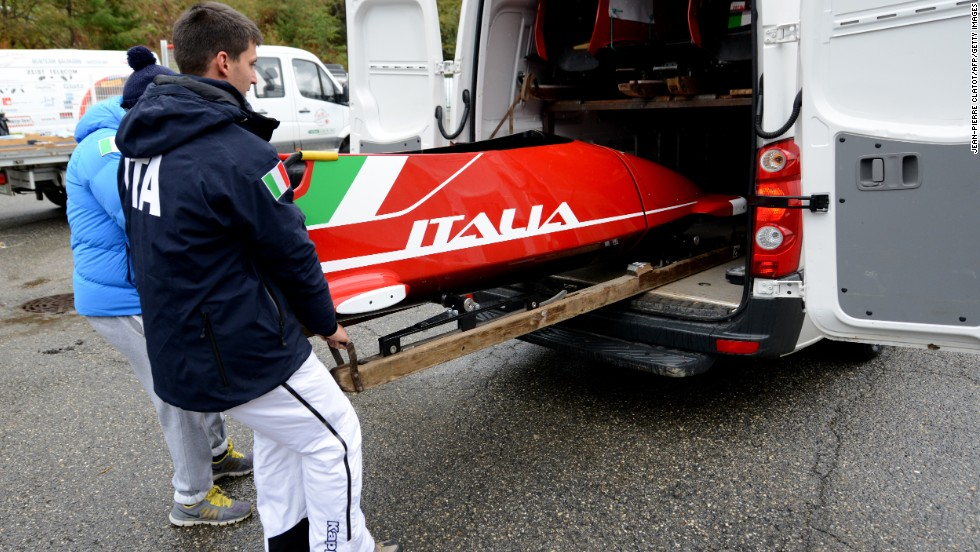 Ferrari's partnership with the Italian Olympic Committee (CONI) dates back to 2006. A Ferrari-designed bobsled was used at the Vancouver Winter Olympics in 2010 and helped Italy win gold at the 2012 Youth Olympics in Innsbruck, Austria.