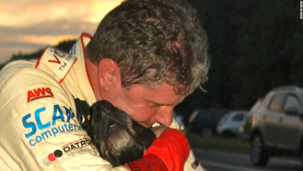 Newman's dog Baxter will be on hand once again as his owner goes in search of that elusive third and final record.
