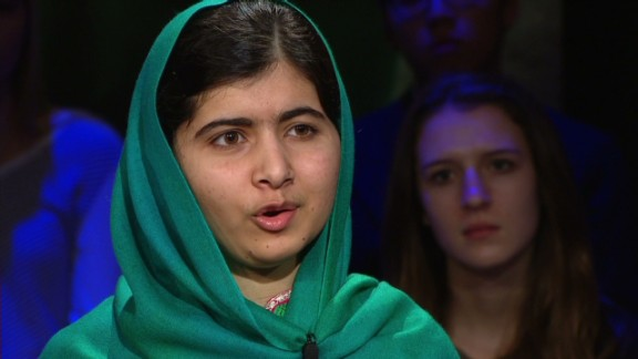 """The names Betty, Gloria and Shirley probably come to mind when most think of feminists, but there's a whole group of young women -- and men -- who are working toward equality. Here is a short list -- who would you add? Tweet us @CNNLiving with #fem2.  Malala Yousafzai is a Pakistani student and education activist, who gained international attention after she was shot in 2012 by Taliban gunmen. """"I want to become a prime minister of Pakistan,"""" she said, saying it could make her """"the doctor of the whole country."""""""