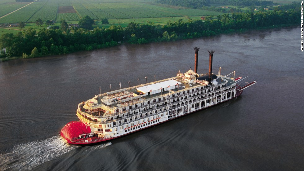 US River Cruises Get Your Americana Via Its Waterways CNN - United states river cruises