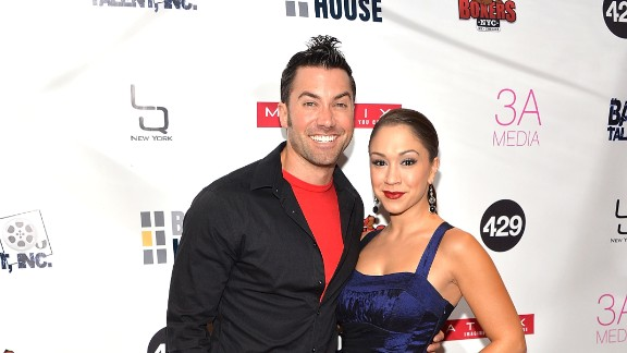 "Ace Young and Diana DeGarmo were contestants on ""American Idol"" during different seasons, but they returned to the show in 2012, and he proposed on live TV."