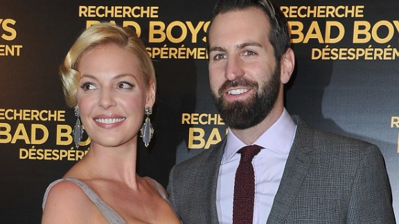"Katherine Heigl met musician Josh Kelley when the ""Grey"