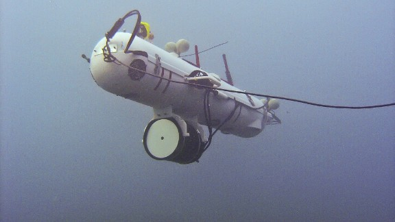 Proving that robot swarms can go anywhere, researchers from Scotland's Heriot-Watt University have created Nessie: an autonomous underwater vehicle capable of diving into deep water to help save the country's endangered coral reefs. A swarm 'team' will replace human divers who currently reassemble damaged coral with the hope that it will regrow.  Researchers take inspiration from the behavior of natural swarms of insects -- such as bees -- to collectively maintain complex structures.