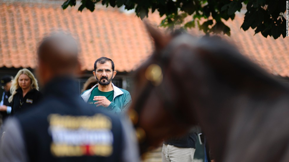 Sheikh Mohammed bin Rashid Al Maktoum is among those regularly at Tattersalls eyeing up potential new additions for his already impressive stable.