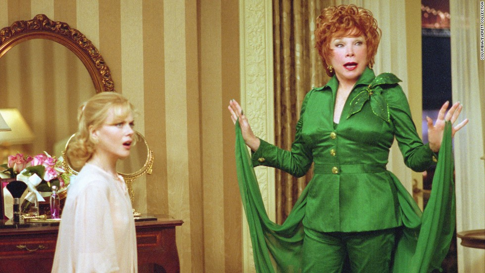 "Ephron helped pen the screenplay for the ""Betwitched"" update starring Nicole Kidman and Shirley MacLaine."