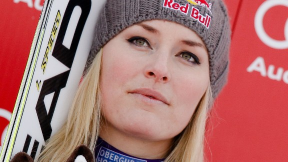 The 31-year-old is one of the most successful skiers in the history of the sport having won 67 World Cup races.