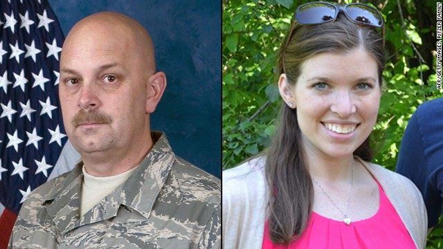 Math teachers Mike Landsberry and Colleen Ritzer were killed in separate incidents this week.