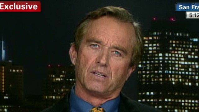 RFK Jr. accuses CNN analyst of bias