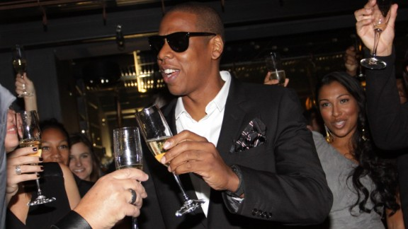 Jay Z is as famed for his business acumen as his rapping skills. He co-founded the Rocawear fashion empire, is a former minority owner of the NBA's Brooklyn Nets and even started a sports agency.