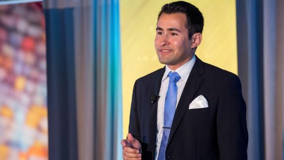 Founder of Millennial Branding, Dan Schawbel.