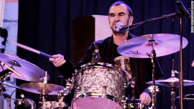 Ringo Starr Fast Facts