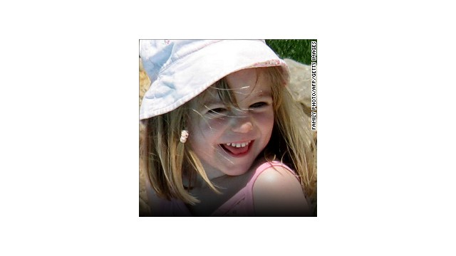 Madeline Mccann Detail: Madeleine McCann Case: British Investigators Seek Portugal