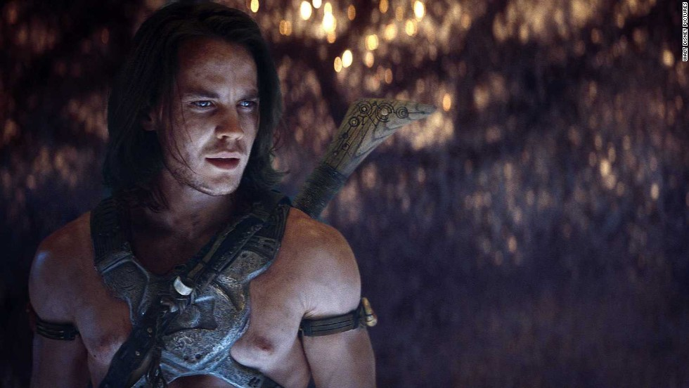 "<strong>""John Carter""</strong> (2012) was expected to be a huge hit. Instead, it was a divisive failure. Even the marketing was questioned: the original Edgar Rice Burroughs character was ""John Carter of Mars,"" but the ""Mars"" part was cut because it was thought to turn off women."