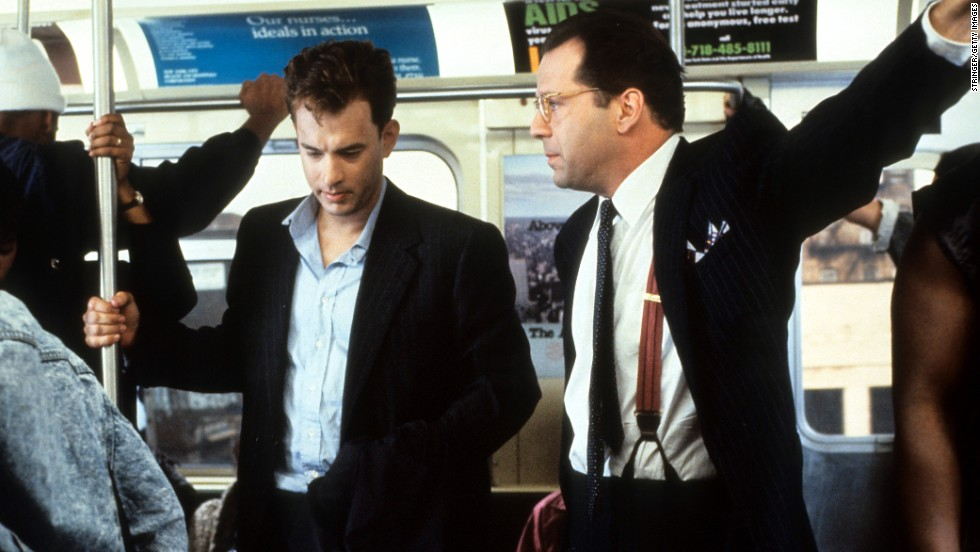 "<strong>""The Bonfire of the Vanities""</strong> (1990), starring Tom Hanks and directed by Brian DePalma, is testament to how the best-laid plans can go awry. Tom Wolfe's sprawling novel would seem to have the makings of a great movie, and on paper, the film's credits were all solid. But some miscasting and internal problems did ""Bonfire"" in, and it flopped with both critics and audiences."