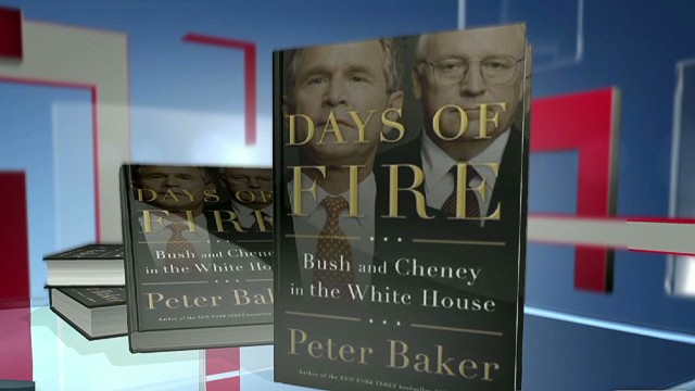 A look at Bush-Cheney era: 'Days of Fire'
