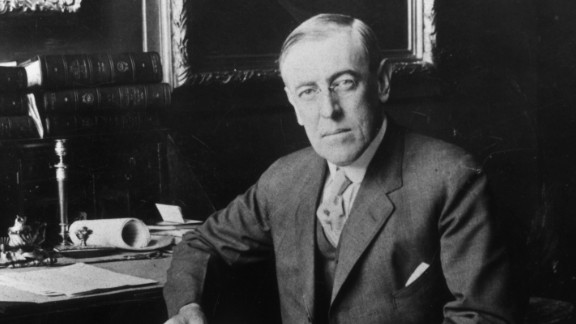 Woodrow Wilson did not realize how deeply senators feel about their prerogatives and constitutional authority.