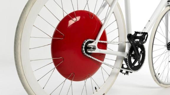 "MIT's ""Copenhagen Wheel"""