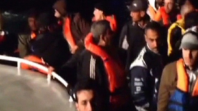 Italian Coast Guard rescues 700 people