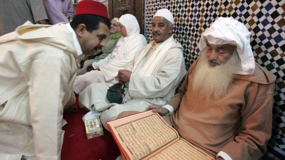 The Ben Aissa festival has its roots in the religious and mystical Aissawa brotherhood, founded in the 15th or 16th century by Sidi Mohamed Ben Aissa.