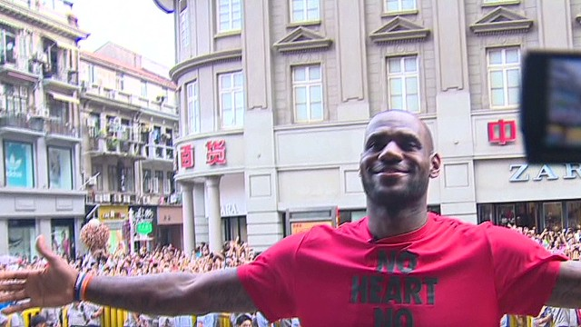 Lead dnt unguarded Lebron James visits China_00011518.jpg