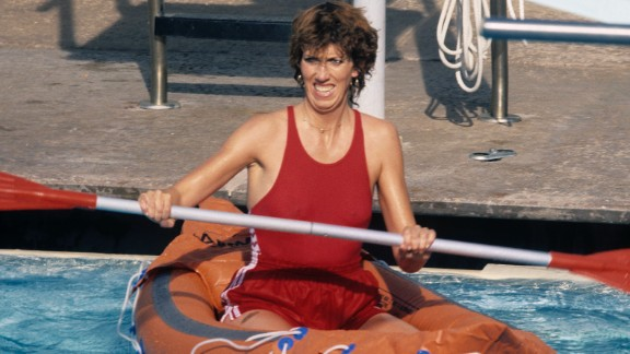 "Wallace appeared on the ABC Television Network competition ""Battle of the Network Stars"" in 1978."